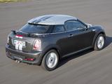 MINI Cooper SD Coupe (R58) 2011 photos