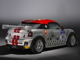MINI John Cooper Works Coupe Endurance (R58) 2011 pictures