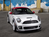 MINI John Cooper Works Coupe US-spec (R58) 2011 pictures