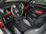 MINI Cooper S Coupe US-spec (R58) 2011 wallpapers