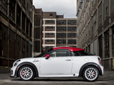 MINI John Cooper Works Coupe US-spec (R58) 2011 wallpapers
