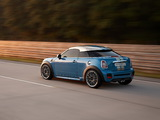 Photos of MINI Coupe Concept (R58) 2009