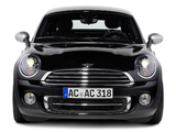 Photos of AC Schnitzer MINI Cooper Coupe (R58) 2011
