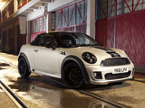 Photos of MINI John Cooper Works Coupe UK-spec (R58) 2011