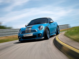 Pictures of MINI Coupe Concept (R58) 2009
