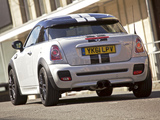 Pictures of MINI John Cooper Works Coupe UK-spec (R58) 2011