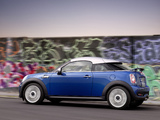 MINI Cooper S Coupe (R58) 2011 wallpapers