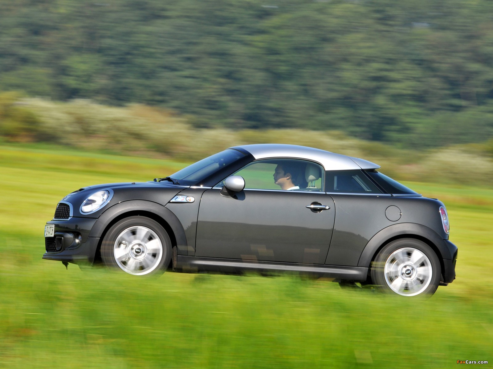 MINI Cooper SD Coupe (R58) 2011 wallpapers (1600 x 1200)