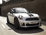 MINI John Cooper Works Coupe UK-spec (R58) 2011 wallpapers