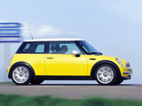 Images of Mini Cooper (R50) 2001–04