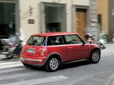 Images of Mini One D (R50) 2003–06