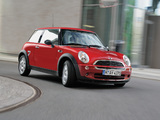 Images of Mini One Seven (R50) 2005