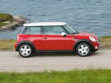 Images of Mini Cooper (R56) 2006–10