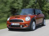 Images of Mini Cooper S (R56) 2010–14