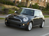 Images of Mini Cooper S US-spec (R56) 2010–14