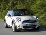 Images of Mini Cooper D (R56) 2010–14