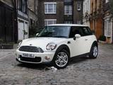 Images of Mini One D UK-spec (R56) 2010–14
