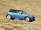 Images of Mini Cooper SD UK-spec (R56) 2011–14