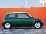Mini Cooper (R50) 2001–04 images