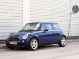 Mini One (R50) 2001–06 pictures