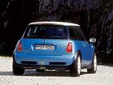 Mini Cooper S (R53) 2001–04 pictures
