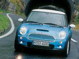 Mini Cooper S (R53) 2001–04 wallpapers