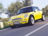 Mini Cooper (R50) 2001–04 wallpapers