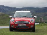 Mini Cooper (R56) 2006–10 pictures