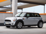Mini One (R56) 2007–10 wallpapers