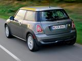Mini E (R56) 2009–14 photos