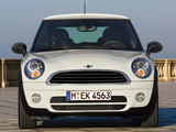 Mini One D (R56) 2009–10 photos