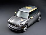 Mini E (R56) 2009–14 pictures