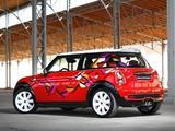 Mini Cooper S Art Car by Diane von Furstenberg (R56) 2010 images
