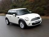 Mini One D UK-spec (R56) 2010–14 images