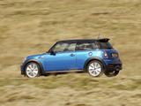 Mini Cooper SD UK-spec (R56) 2011–14 images