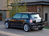 Mini Cooper S Inspired by Goodwood ZA-spec (R56) 2012 pictures