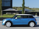 Mini Cooper S 5-door 2014 images