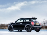 MINI One John Cooper Works Package UK-spec (F56) 2014 images