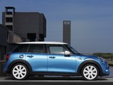 Mini Cooper S 5-door 2014 photos