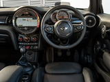 Mini Cooper S UK-spec (F56) 2014 pictures