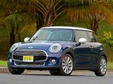 Mini Cooper US-spec (F56) 2014 pictures