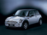 Photos of Mini Cooper (R50) 2001–04