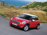 Photos of Mini Cooper UK-spec (R56) 2006–10