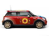 Photos of Mini Cooper S Art Car by George Harrison (R56) 2009