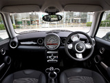 Photos of Mini Cooper Graphite (R56) 2009