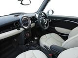 Photos of Mini Cooper UK-spec (R56) 2010–14