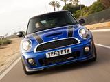 Photos of Mini John Cooper Works UK-spec (R56) 2010–14