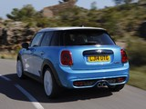 Photos of Mini Cooper S 5-door 2014