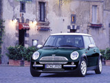 Pictures of Mini Cooper (R50) 2001–04