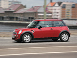 Pictures of Mini One Seven (R50) 2005